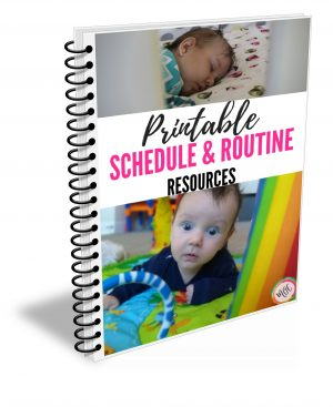 Routines and Schedules
