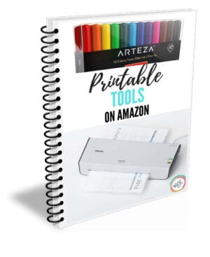 Helpful Items for all Printables