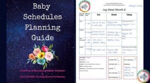 Baby Schedules planning guide